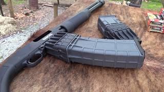 Mossberg 46M 22 Rifle