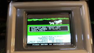 TechTalk: The Oregon Trail Handheld Video Game First Impressions