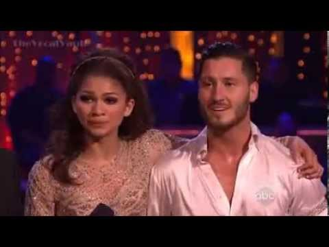 Zendaya Coleman & Val  SuperSize Freestyle - Finals - DWTS'16.