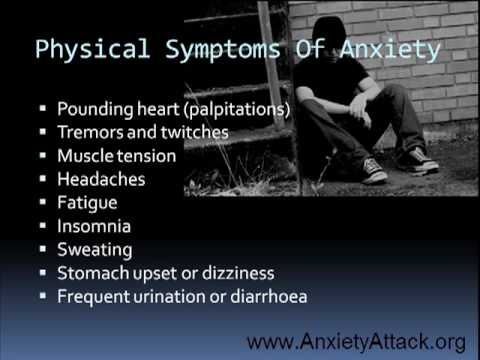 Anxiety Symptoms: Watch Out For These Signs!