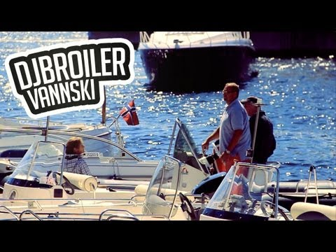 DJ Broiler - Vannski (Live Edit)