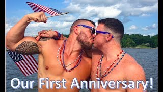 Our First Anniversary!