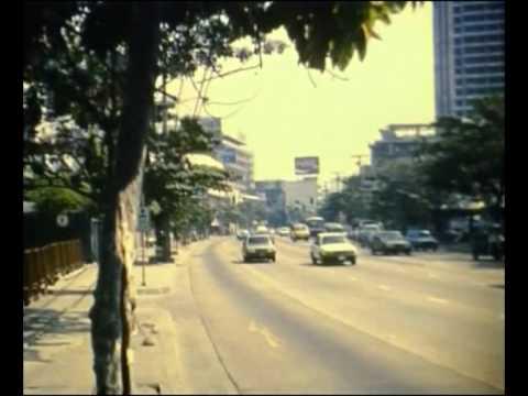 Sukhumvit Road, Bangkok Thailand 1987