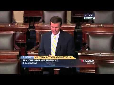 Sen. Chris Murphy Speaks Out