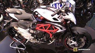 2018 MV Agusta Brutale 800 RR - Walkaround - 2017 EICMA Milan Motorcycle Exhibition