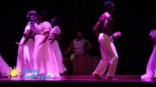 Young Audiences' Haitian / Cuban Dance (West Jeff High School)