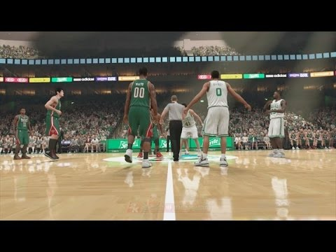 Ps4 How To Do Alley Hoop On Nba 2k14