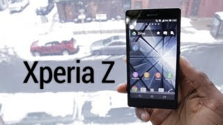 Sony Xperia Z Review!