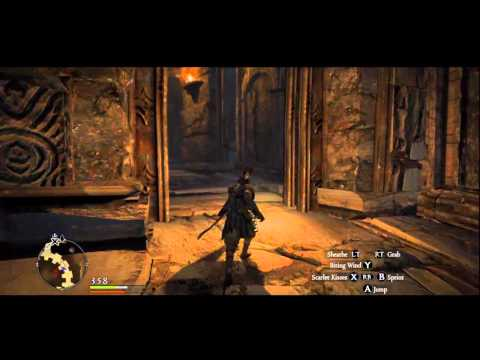 Dragon's Dogma Everfall Tentacle creature - how to beat him