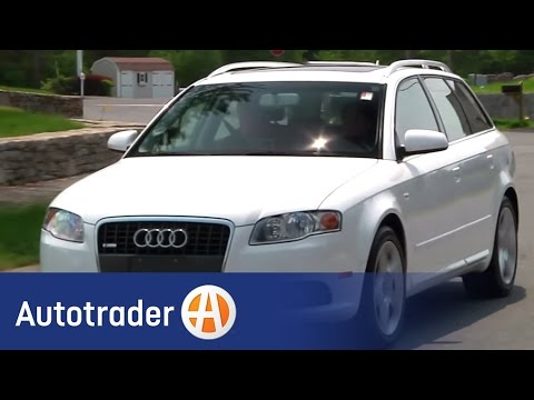 2005-2008 Audi A4 - Wagon   Used Car Review   AutoTrader.com