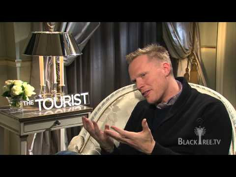 The Tourist Paul Bettany Interview