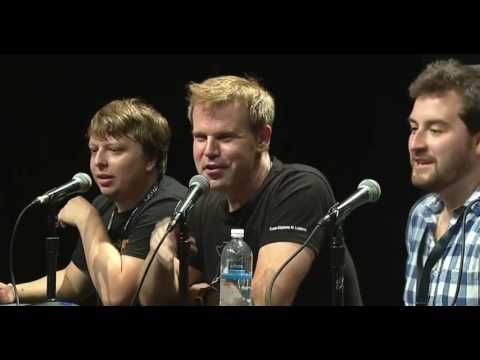 RWBY RTX 2016 Full Second Panel