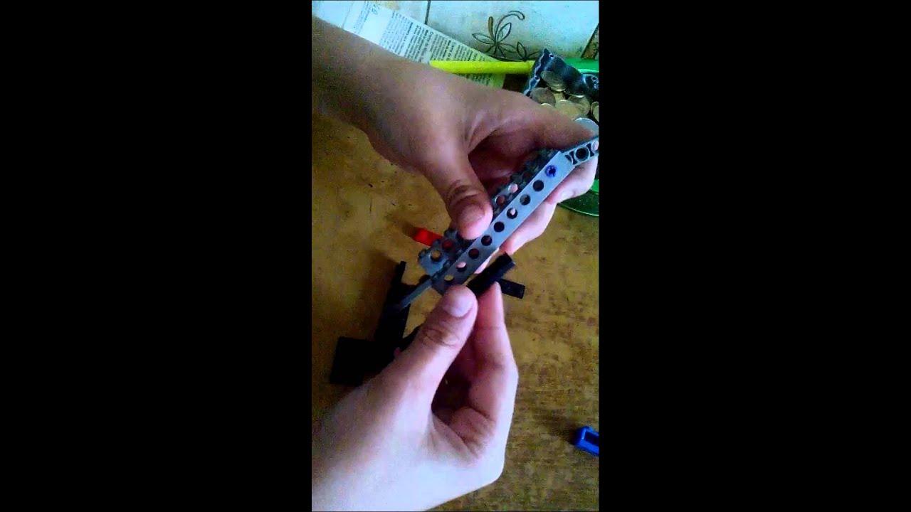 Как сделать бабочку из линейки 819