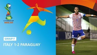 Italy v Paraguay Highlights - FIFA U17 World Cup 2019 ™
