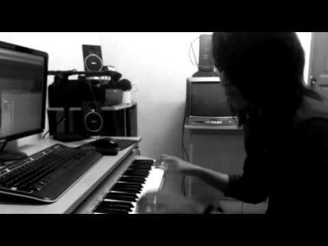 Hafiz & Adira - Ombak Rindu Piano Instrumental (OST Ombak Rindu)