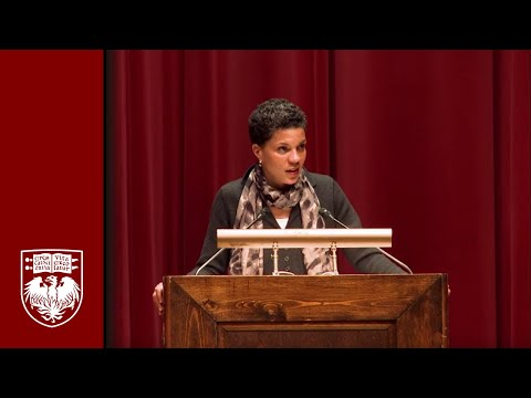 Michelle Alexander. author of