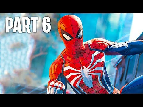 Spider Man PS4 Walkthrough Part 6 (Marvel's Spider-Man PS4 Pro Gameplay)