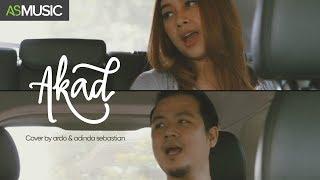 download lagu Akad - Payung Teduh Cover By Ardo & Adinda gratis