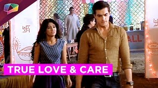 Naira jumps in the fire to save Kartik