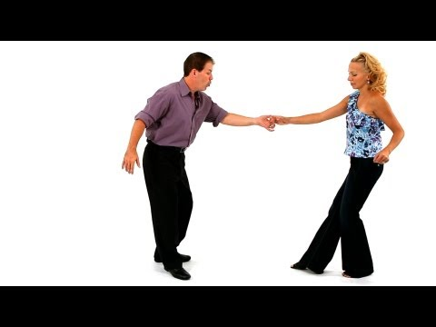 How to Lindy Hop: Lindy Swivels | How to Swing Dance