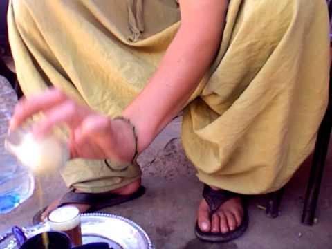 How to make Tuareg Tea Mali