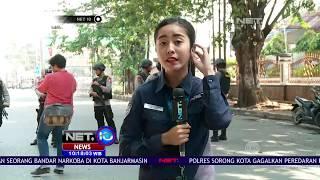 Live Report, Situasi Terkini Di Mako Brimob, Kelapa Dua, Depok -NET10