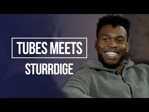 Tubes talks to Daniel Sturridge - 'My name's Daniel Sturridge...I'm here to take over the world'