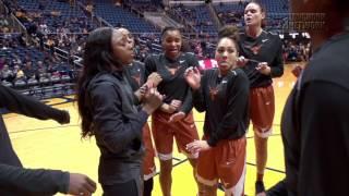LHN All Access: Texas Women's Basketball Trip to WVU [January 26, 2017]