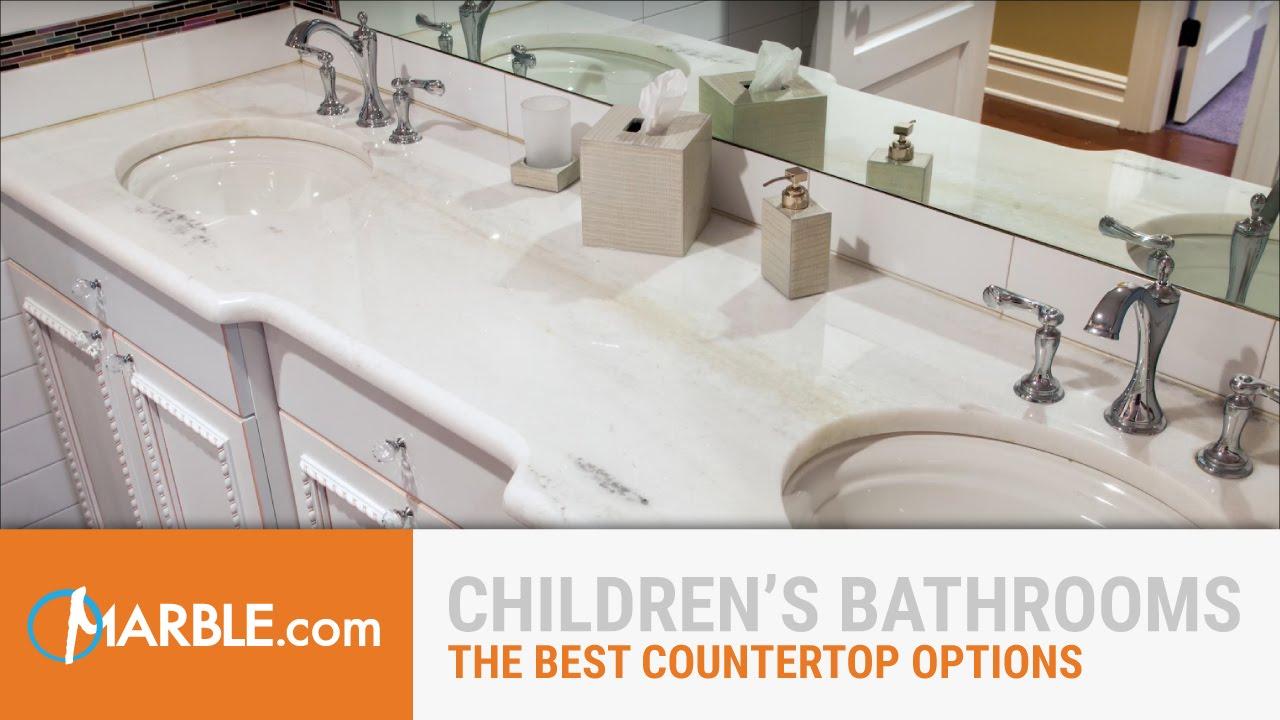 Best countertop for bathroom