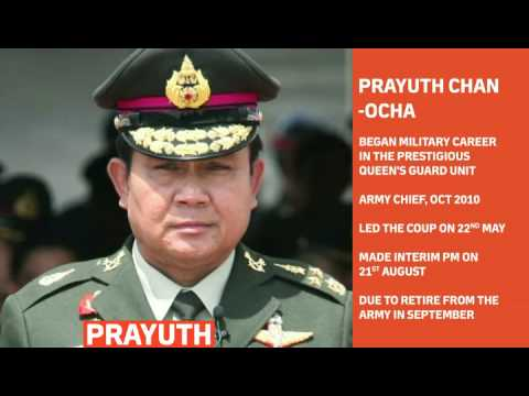 mitv - Prayuth Chan-ocha is named the new PM