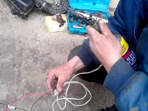 Как промыть инжектор на ваз 2109