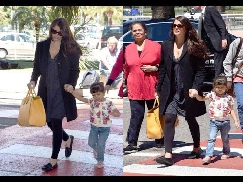 Aishwarya Rai With Her Daughter Aaradhya At Canners Film Festival - Leaked Photos. video