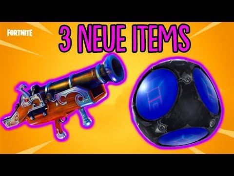 Fortnite: NEUES UPDATE, 3 Neue Items & DAS hat sich verändert!