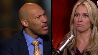 "LaVar Ball GOES OFF on Female Reporter Kristine Leahy: ""Stay In Your Lane!"""
