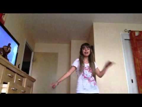 Nanou chante et danse ser mejor de violetta