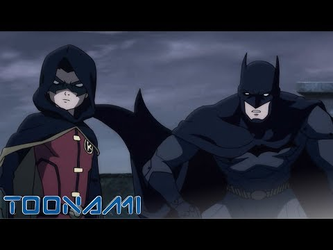 Extrait  2 | Batman vs Robin | Toonami
