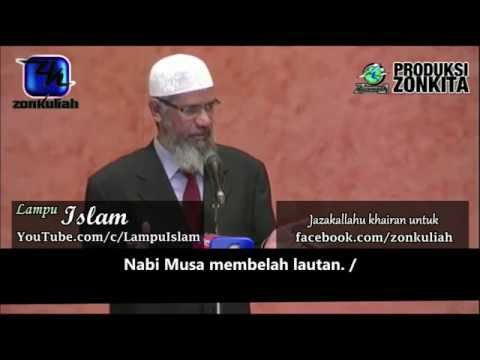 Wanita Jepang Ateis Tidak Percaya Dengan Kisah Isra' Mi'raj | Dr. Zakir Naik