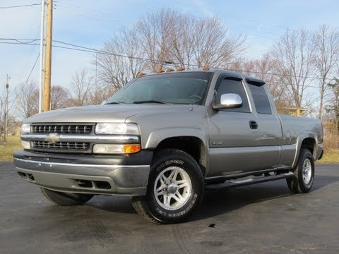 2001 Chevy Silverado 1500 LS Z-71 4X4 SOLD!!!