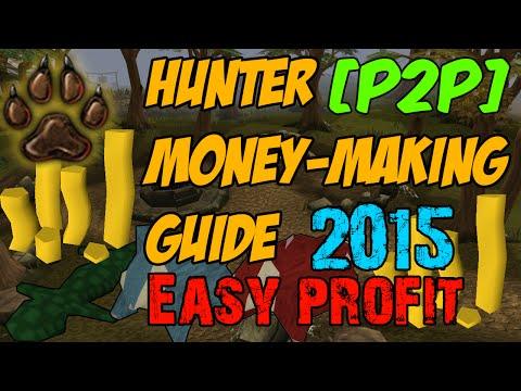 Runescape 2015   Hunter Money-Making Guide   Fast+Easy [P2P]