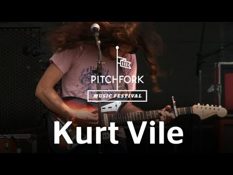 Kurt Vile - Jesus Fever - Pitchfork Music Festival 2011
