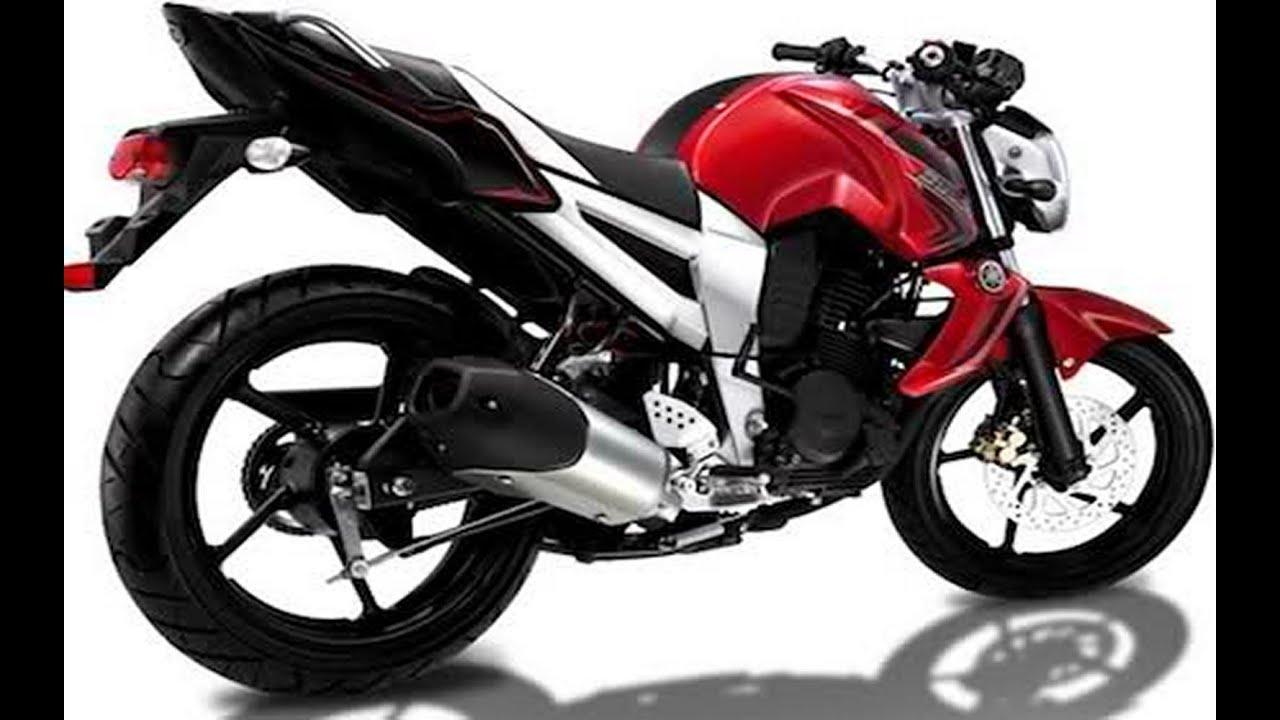 Yamaha Motorbike 2012 New Yamaha Byson Motorbike
