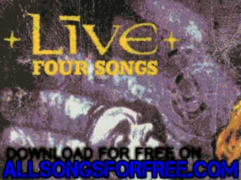 Live - Four Songs e p