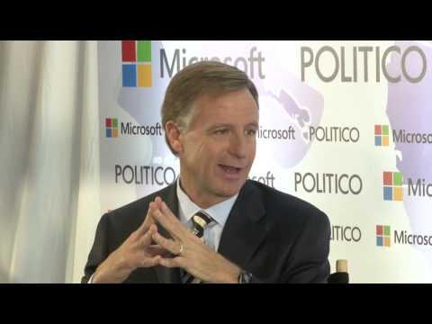 Gov. Bill Haslam (R-Tenn.): POLITICO's State Solutions Conference