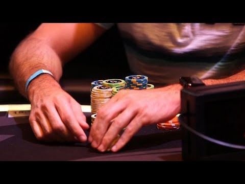 Poker's highest tournament earner Daniel Negreanu on how to read your oponent