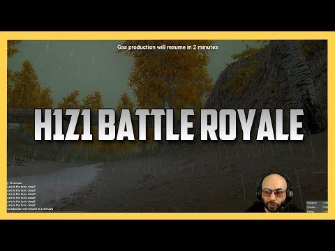 H1z1 - Battle Royale: I Only Have A Butter Knife video