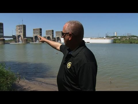 Anzalduas Dam: The Access Point for Central American Illegals