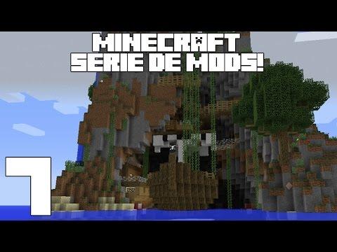 Minecraft Serie de Mods! El Mundo Chachipistachi! Capitulo 7!