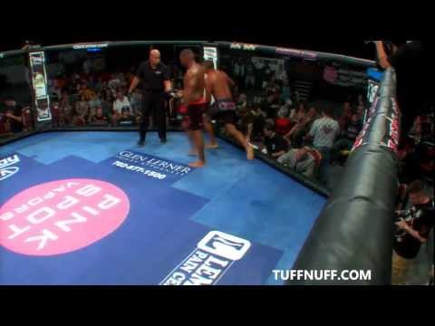 Jesse Cervantes vs Jermaine McDermott 8302013