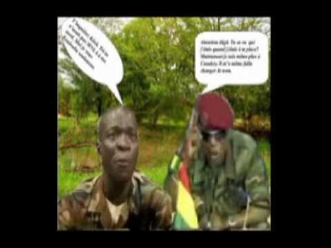 Roberto Magic sapeur - Armée Mali bolila ATT fanga bi ndo .mpg