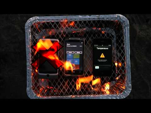 Best Online Video Ad Campaign   EZ Grill Heats Up The Smartphone War